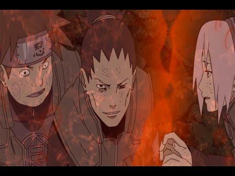 Naruto Shippuden Episode 383 Review My Ninja Way Youtube