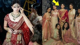Finally !! Alia Bhatt and Ranbir Kapoor royal beautifl Wedding will make you happy ! ❤