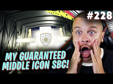 FIFA 20 MY GUARANTEED MIDDLE ICON SBC PACK FROM ICON SWAPS 2