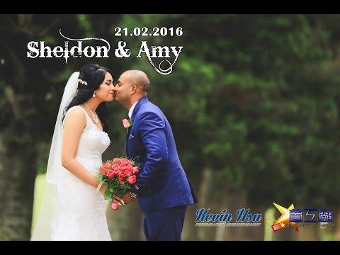 Sheldon & Amy   Wedding Highlights   Collisheen Estate   21.02.2016