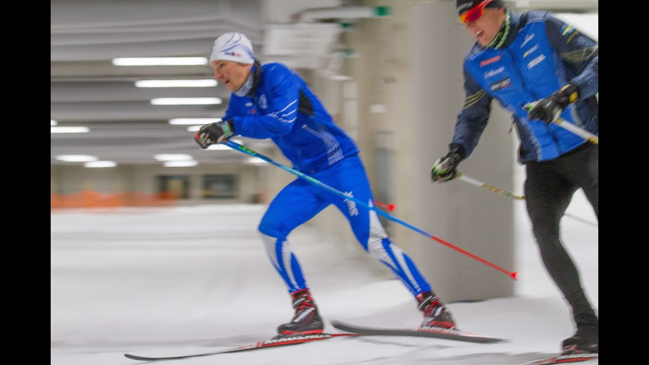 nordic wellness skidome