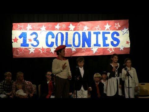 Saint Catherine Laguna - The 13 Colonies