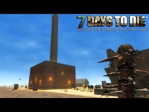 7 Days To Die (Alpha 10.4) - The Watchtower