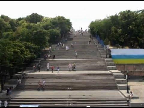 Visit of Odessa / Одеса / Одесса (Ukraine)