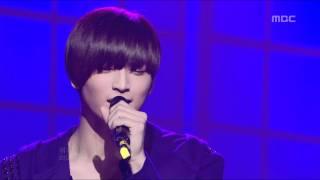 2AM - Like Crazy, 투에이엠 - 미친듯이, Music Core 20101120
