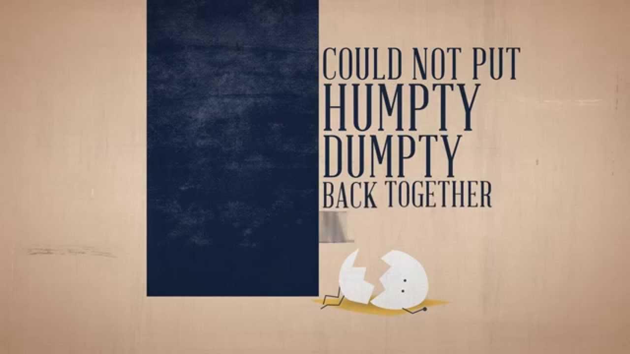 Humpty Dumpty and the King | Tony Evans