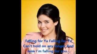 Teen Beach Movie Falling For Ya&#39 Grace Phipps lyrics