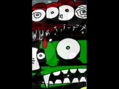 Senseless Records 012 A1 Zombiezz by Kanji Kinetic