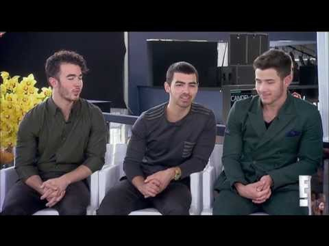 Joe Jonas Talks Taylor Swift & Sex Tape