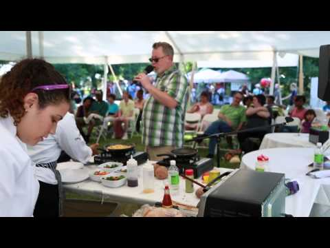 Highlights from the 2013 Richmond Vegetarian Food Festival