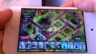 Let's Play CoC (Clash of Clans) #006 Angriff !