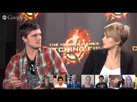 The Hunger Games: Catching Fire - Global Google+ Hangout