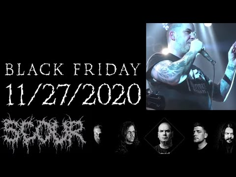 """Scour feat. Pantera's Phil Anselmo to release new EP """"Black"""", teaser released..!"""