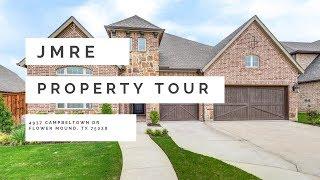 Property Tour: 4937 Campbeltown, Flower Mound TX