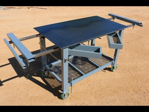Welding Table / Workbench Build    -    How To