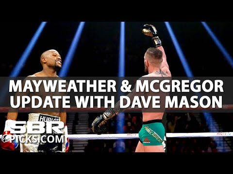 Mayweather vs McGregor | Offshore Betting Action From BetOnline