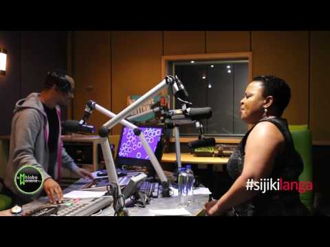 Dr Rebecca Malope - My mother was a kitchen girl