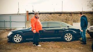 Брошенные LUXURY авто для БЕЗДОРОЖЬЯ