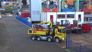 RC Trucks and Heavy Machines in the Faszination Modellbau 2017!