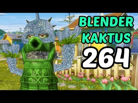 Let\'s Play Plants Vs Zombies Garden Warfare #264 Deutsch - Blender ...