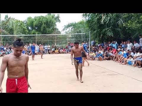 Wow The Great International Volleyball Match
