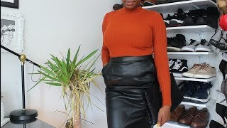 PRIMARK Fall Haul and try-on ll absolutelyshalom