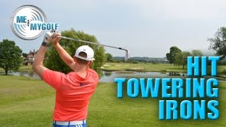 HOW TO HIT TOWERING IRON SHOTS