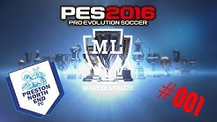 "PES 2016 Meister Liga #001 ""Road to Premier League"" Preston North End (German/Deutsch)"