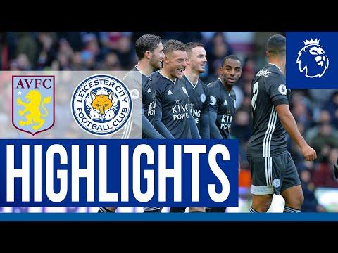 Superb EIGHTH Successive Premier League Win | Aston Villa 1 Leicester City 4