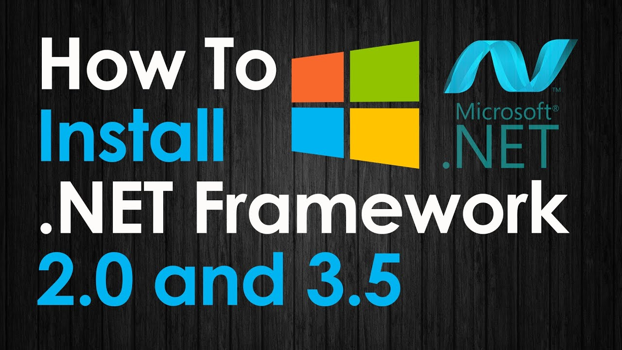 How To Enable NET Framework 220.20 and 20.20 in Windows 20, 20.20 and 2020