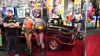 Batman '66 Exhibit at The Hollywood Museum
