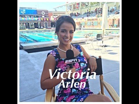 Victoria Arlen ESPN Reel