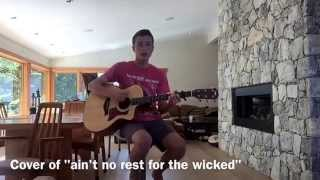 """Wes McLean cover of """"Ain"""