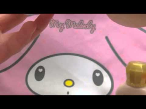Candy Doll開封動画