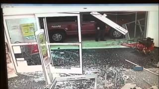 Attempted ATM Theft Video Posted by the T.T.P.D.