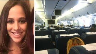 Eavesdroppers hear woman confess terrible truth on flight – realize immediately something has to be