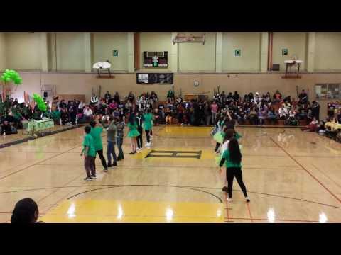 Hayward High School DTR 2016 - The Freshmen of Oz