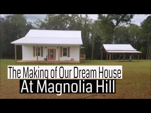 The Making Of Our Dream House At Magnolia Hill
