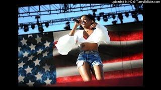 Azealia Banks - Idle Delilah -Live From Coachella 2015- Audio