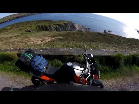 Wild Atlantic Way - Part 1 - Dublin to Bantry, Cork.