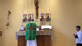 Western Orthodox Solemn Mass