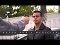 watch he video of Never Rob a Magician - David Lopez