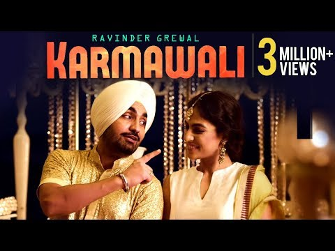 KARMAWALI | Ravinder Grewal | Full Video | Latest Punjabi Songs | Tedi Pag Records