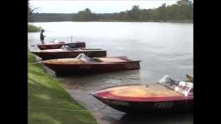 More classic Aussie wooden speed boats