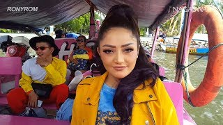 Lagi Syantik dalam Perjuangan dan Keseruan pembuatan Klip Siti Badriah