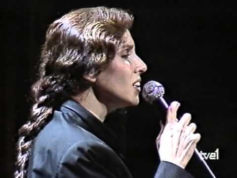 """ANA BELÉN / """"25 años"""" En Vivo (Madrid, 1989)"""