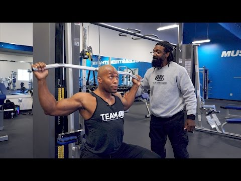 Training Fundamentals With Charles Glass - Pt. 2 Back