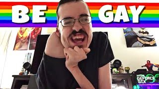 BE GAY 🌈 - Ricky Berwick