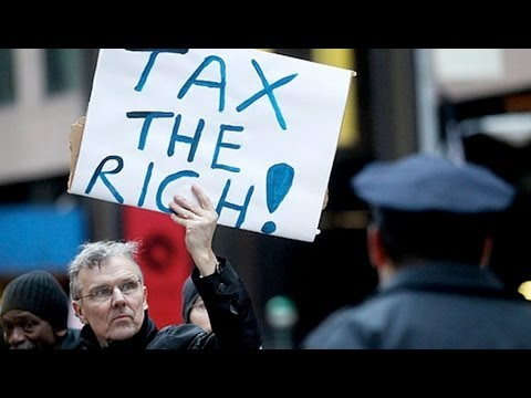 "Will Taxing the Rich Deepen the Recession? - The ""Fiscal Cliff"" is a Scam"