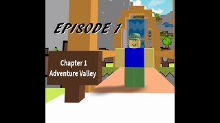 Paper Roblox: Prologue/Chapter 1